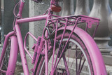 Pink Bike in Stockholm
