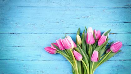 Tulpenstrauß - Frühlingsboten
