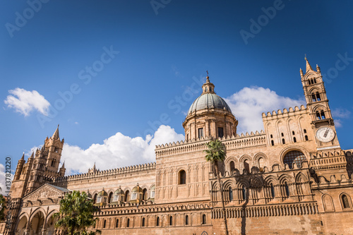 Palermo Cathedral,Sicily