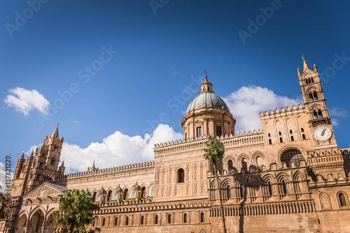 Foto op Canvas Palermo Palermo Cathedral,Sicily