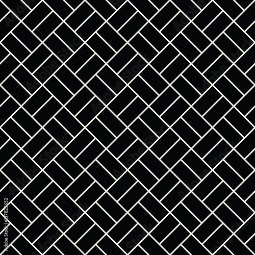 abstract geometric simple graphic pattern floor background - 137825652