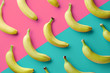 Colorful pattern of bananas - 137840670