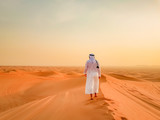 Wüstenwanderer - 137846895