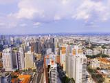 City of Curitiba, Blue Sky