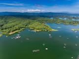 Fisherman Village Aerial View