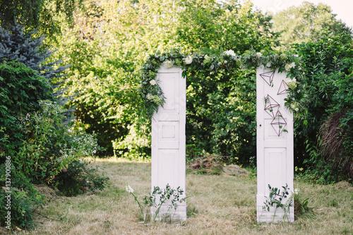Poster Botanic chic at wedding