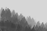 Minimalistic wood / background / digital painting