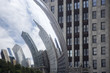 Chicago Bean City Reflection