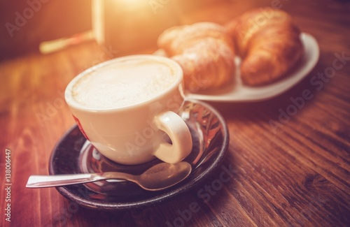 Cappuccino Coffee Time