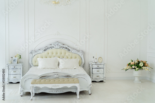 Plagát Royal interior bedroom