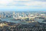 View on Sydney harbor