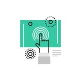 User Interaction Monoflat Icon.