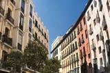 Madrid (Spain): a street