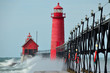 Grand Haven Lighthouse Michigan