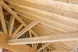 Charpente de toiture - 138184255