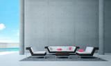 interior design of lounge living room - 138193484