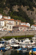Постер, плакат: harbor of Elantxobe Basque Contry Spain