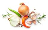 skład cebuli i przypraw
