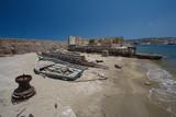 Schiffswrack in Chania