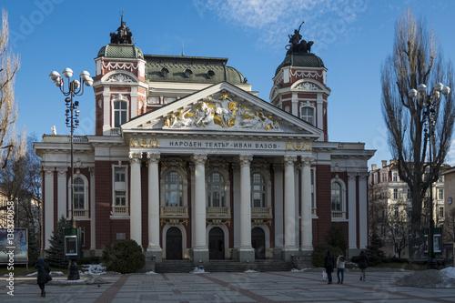 Poster Sofia, National Theatre Ivan Vazov