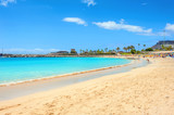 Fototapety Amadores beach. Gran Canaria, Canary islands, Spain