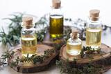 Essential aroma oils for aromatherapy