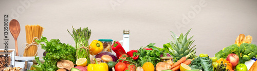 Food background - 138508012