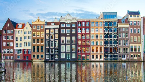 Deurstickers Amsterdam Amsterdam, Pays-Bas
