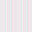 Materiał do szycia Seamless spring stripes pattern. Pink blue beige and white lines background. Abstract vector illustration