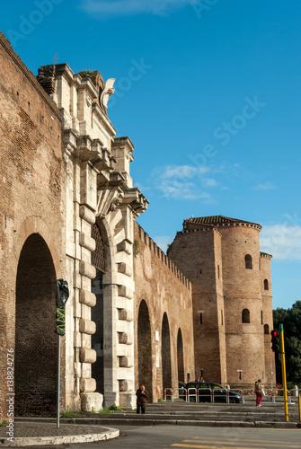 Poster Roma Porta Maggiore