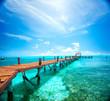 Fototapete Insel - Karibik -