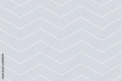 Seamless zigzag pattern. - 138908290