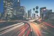 Quadro Downtown Sunset - Los Angeles