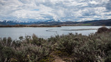 Pineview Reservoir Near Ogden, Utah