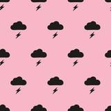 seamless cloud pattern - 139050457