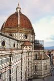 Cattedrale di Santa Maria del Fiore, Firenze (veduta dal campanile)