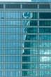 Skyscraper, symbol of corporate business and finance
