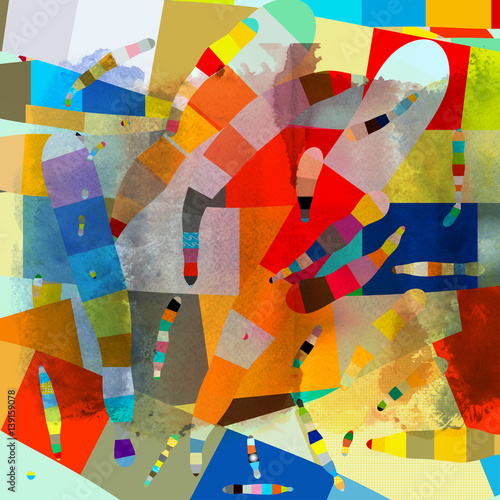 Obraz beautiful abstract picture
