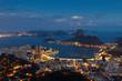 Quadro Mountain Sugarloaf, Rio de Janeiro, Brazil