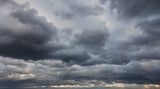 Fototapeta Na sufit - Natural backgrounds: stormy sky © sborisov