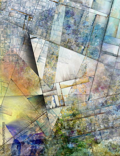 Fototapeta Abstraction