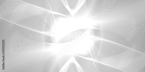 Foto op Plexiglas Abstract wave Abstract fractal background