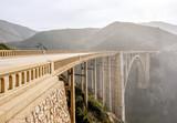 Bixby Creek Bridge on Highway 1, California