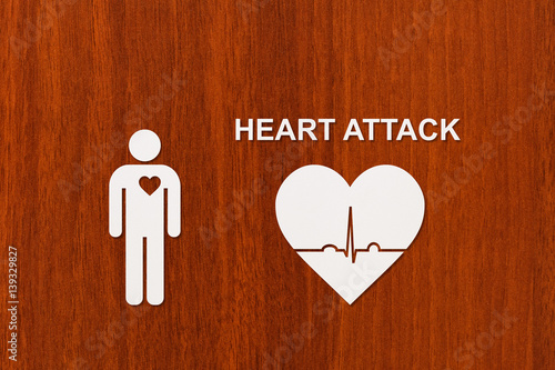 heart attack paper