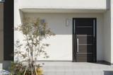 住宅 玄関アプローチ デザイン住宅 外構 エクステリア 植栽あり - 139336604