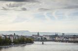 Basel, Switzerland Cityscape
