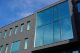 Modernes Bürogebäude - Fassade