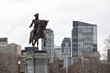 George Washington Statue, Boston, MA