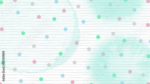 pastel tone color abstract vector background, look like watercolor drop style - 139399819