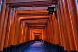 The Fushimi Inari Shrine, Kyoto